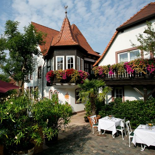 Wining & Dining - Burggarten Appartements