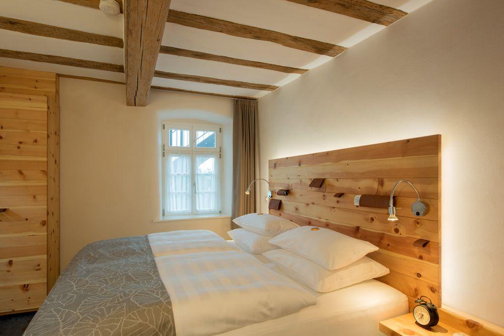 Zirbenholz-Schlafzimmer | Burggarten Appartements - Burggarten ...